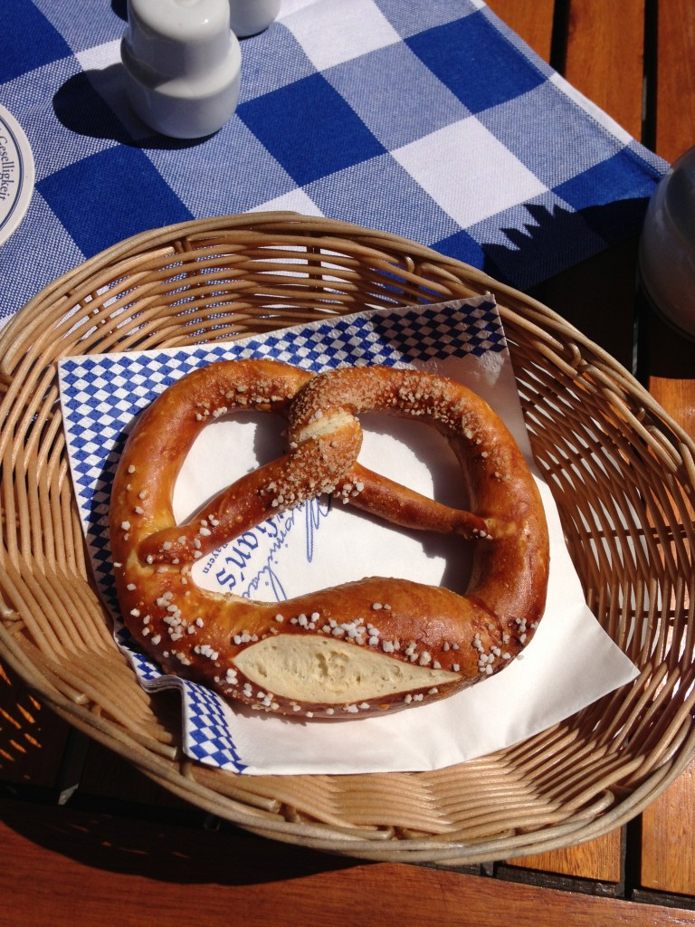 Berlin pretzels are best pretzels.