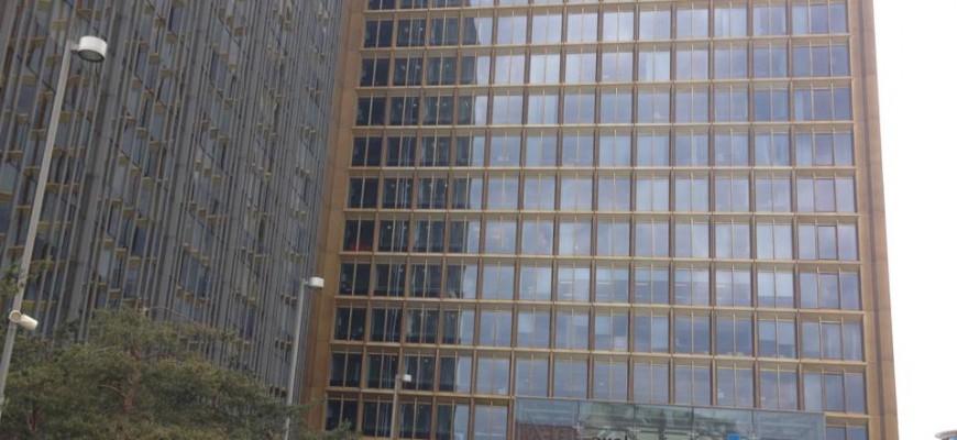 Exterior of Axel Springer